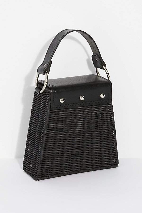 Slide View 4: Wicker Wings Tixing Tote