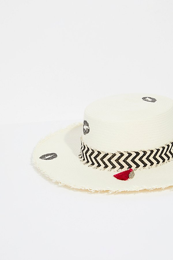 Slide View 7: Valentina Straw Hat