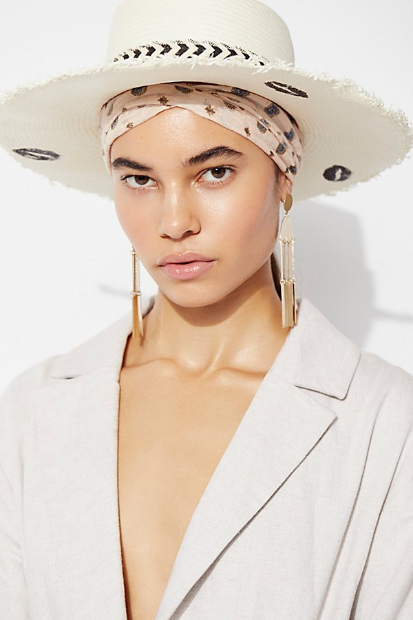 Slide View 2: Valentina Straw Hat
