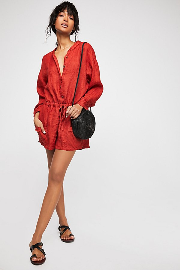Slide View 1: You Only Need This Romper