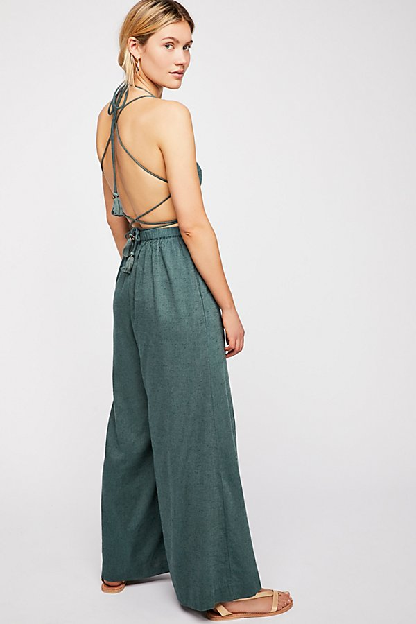 Slide View 2: Got Your Back Playsuit