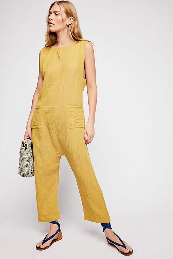 Slide View 1: Take It Easy Jumpsuit