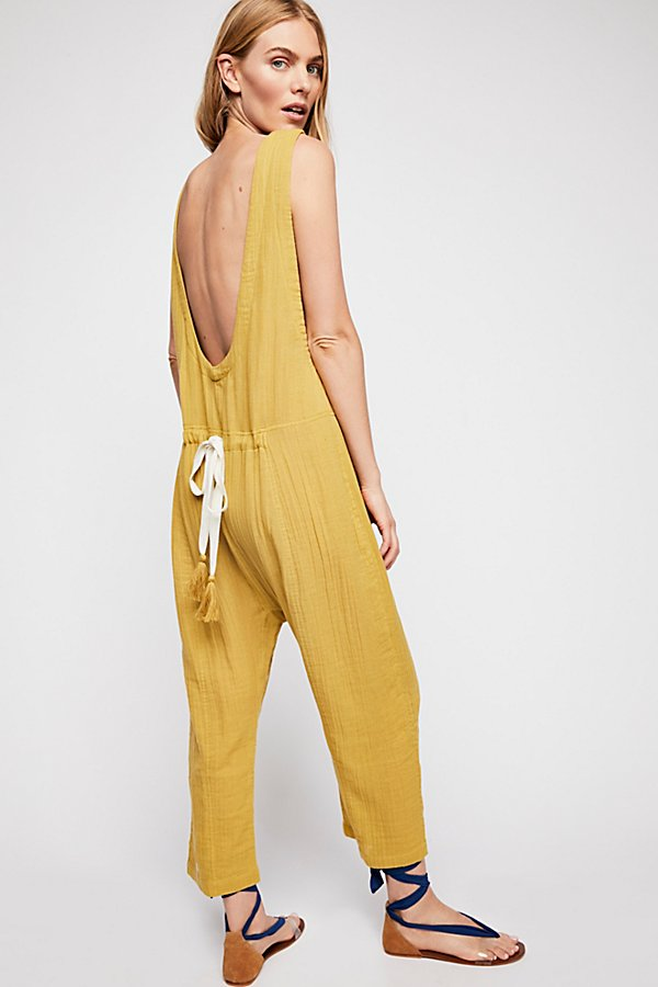 Slide View 2: Take It Easy Jumpsuit