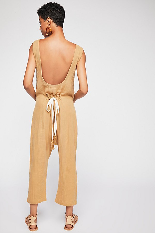 Slide View 3: Take It Easy Jumpsuit