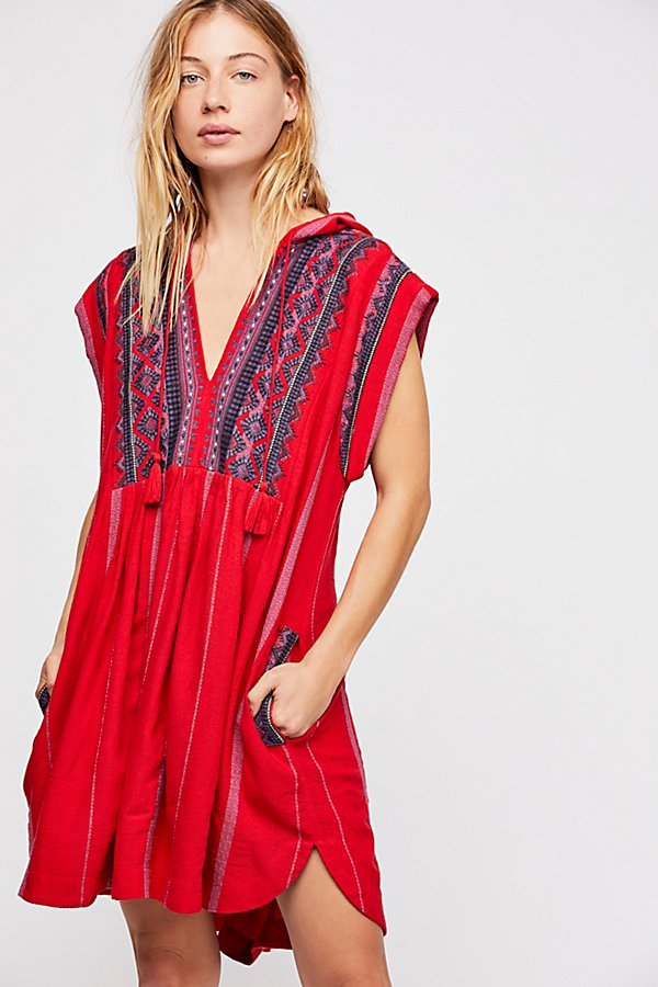 Slide View 1: Drift Away Embroidered Tunic