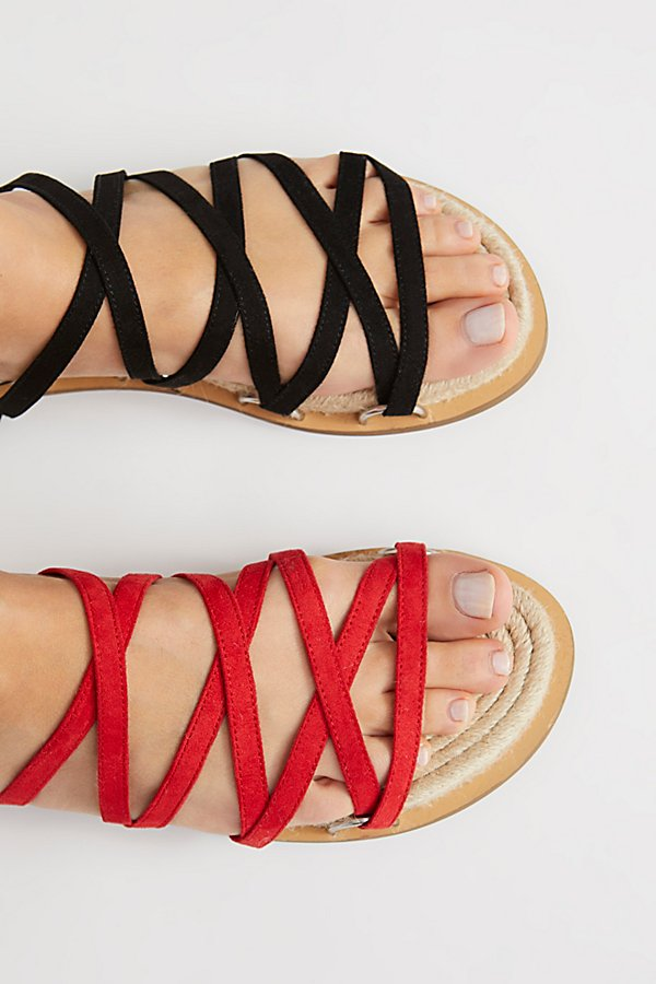 Slide View 3: Vegan Essentials Sandal