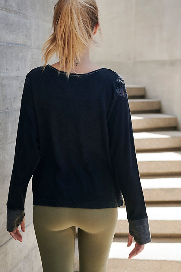 Slide View 3: Serenity Sweatshirt