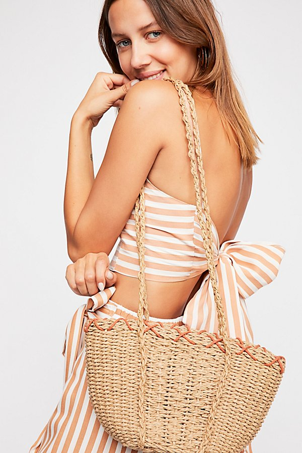 Slide View 1: Sandbar Straw Crossbody