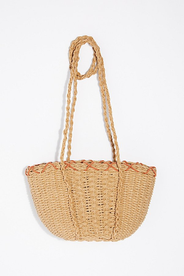 Slide View 2: Sandbar Straw Crossbody