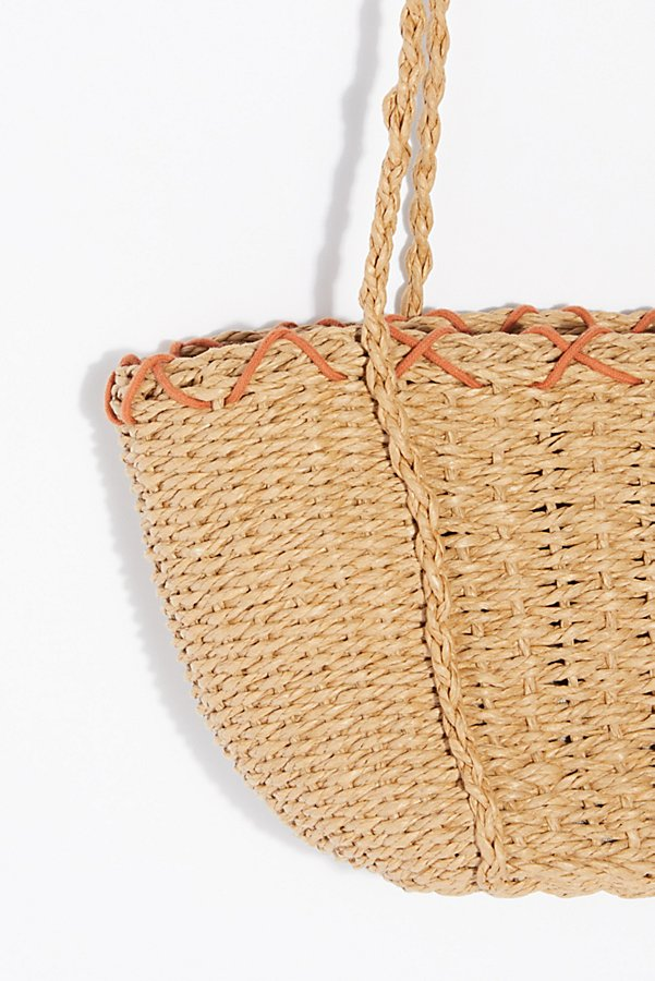 Slide View 3: Sandbar Straw Crossbody