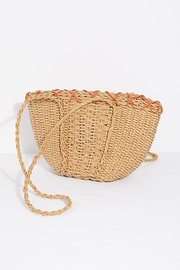 Slide View 4: Sandbar Straw Crossbody