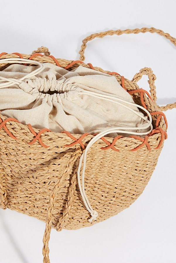 Slide View 5: Sandbar Straw Crossbody