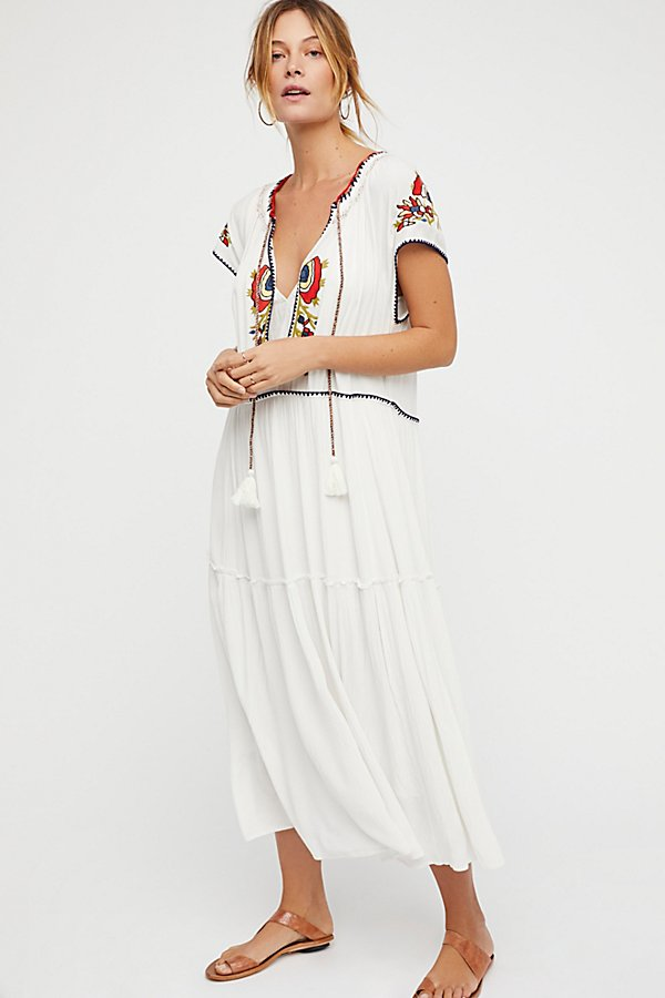 Slide View 2: Daisy Fields Maxi Dress