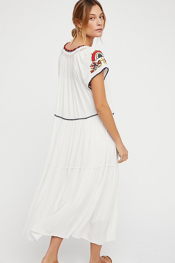Slide View 3: Daisy Fields Maxi Dress