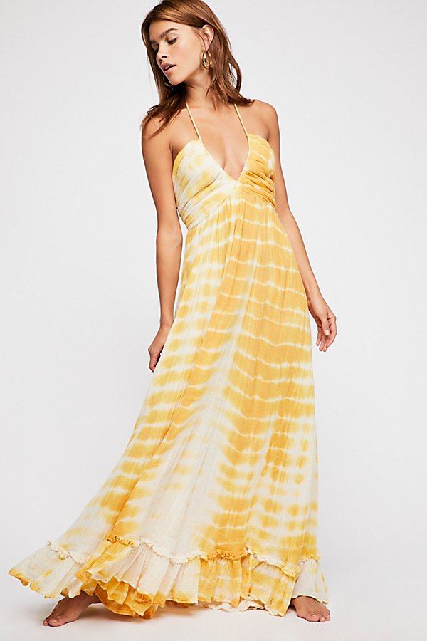 Slide View 1: Ysabel Maxi Dress