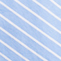 Pale Blue And White Stripe
