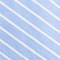 淡蓝色配白色条纹