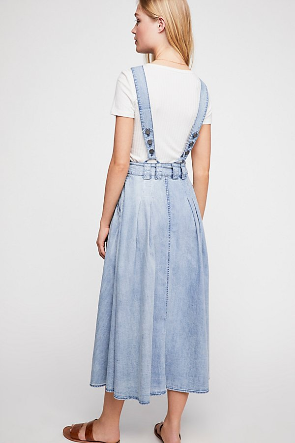 Slide View 3: Everywhere Somewhere Pinafore Dress