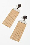 Thumbnail View 2: Western Leather Earrings