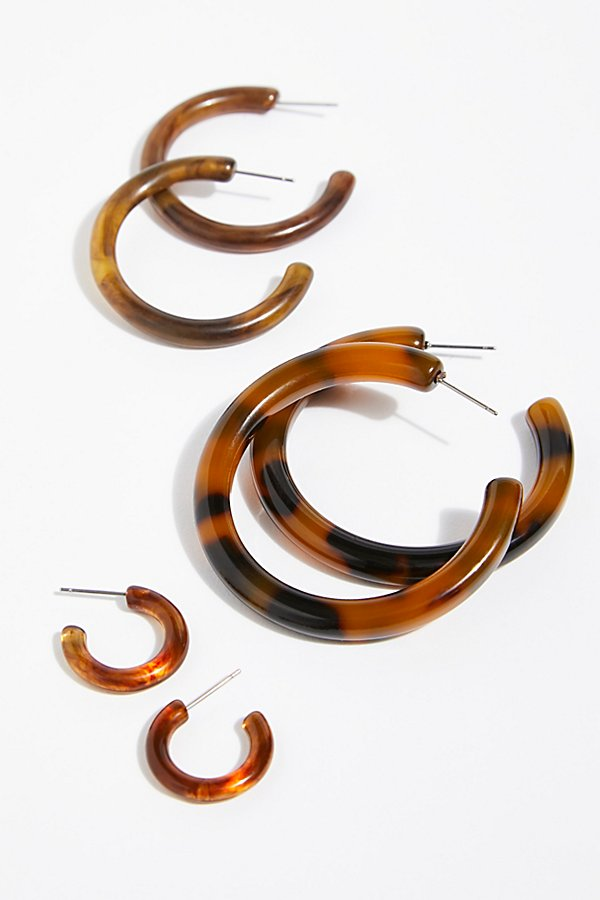 Slide View 2: Resin Hoop Set