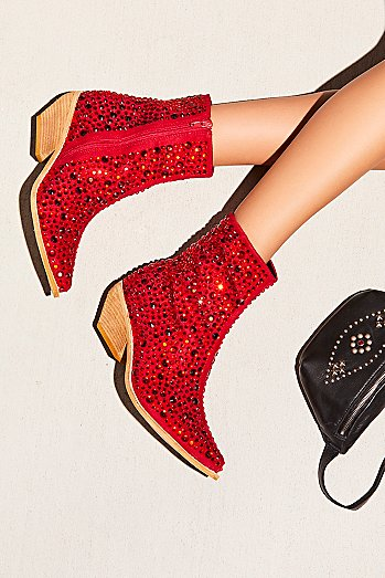 Rendezvous Ankle Boot