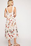 Thumbnail View 2: Floral Bird Maxi Dress