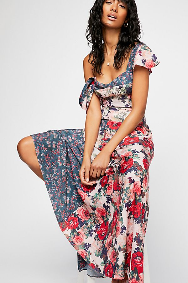 La Fleur Maxi Dress | Free People