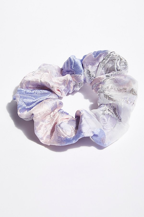 Slide View 2: Dazzle Brocade Scrunchie