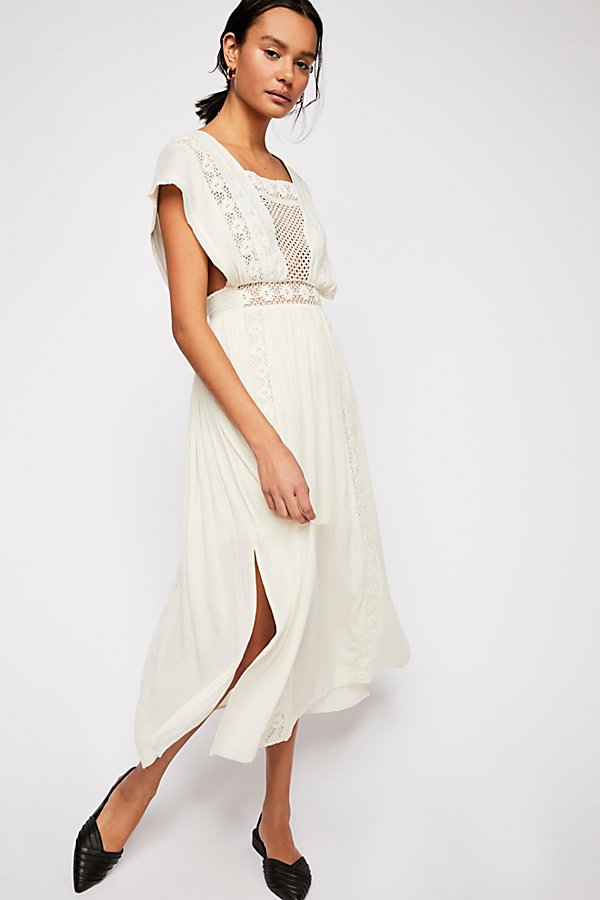 Slide View 1: Sway Away Pieced Maxi Dress