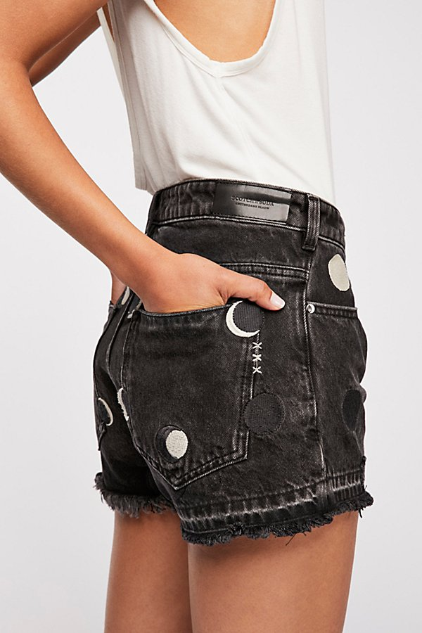 Slide View 3: Scotch & Soda Long Night Moon Shorts