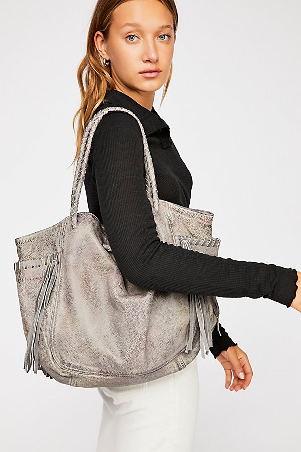 Slide View 1: Sedona Distressed Tote