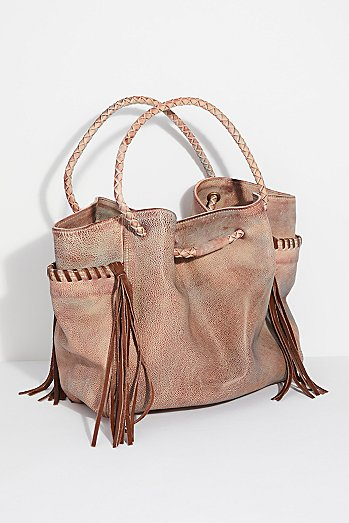 Sedona Distressed Tote