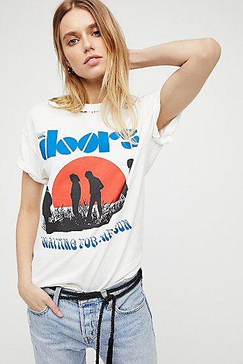 The Doors Boyfriend Tee