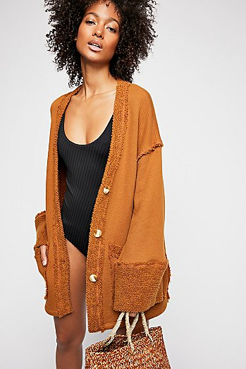 Talk Of The Town Cardi