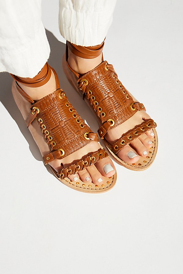 Slide View 1: Andies Wrap Sandal