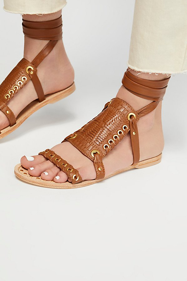Slide View 3: Andies Wrap Sandal