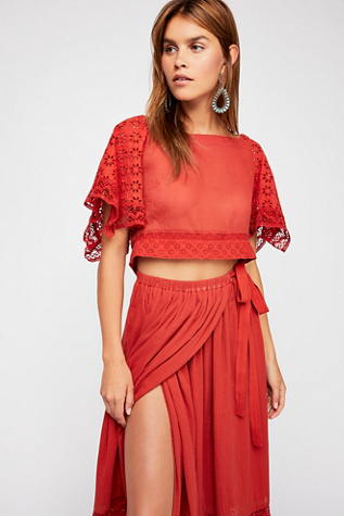 Darling Skirt Co Ord by Free People