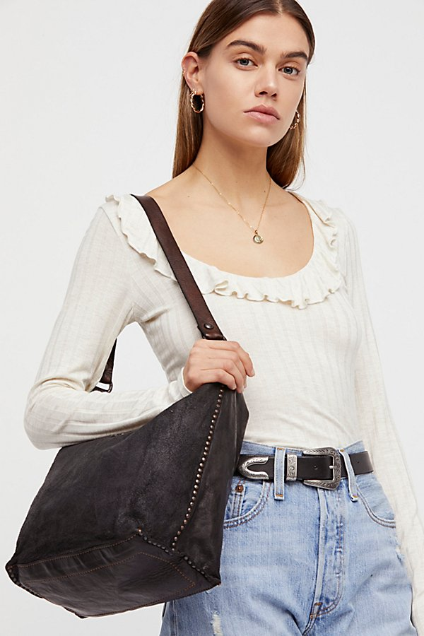 Slide View 1: Sierra Distressed Hobo