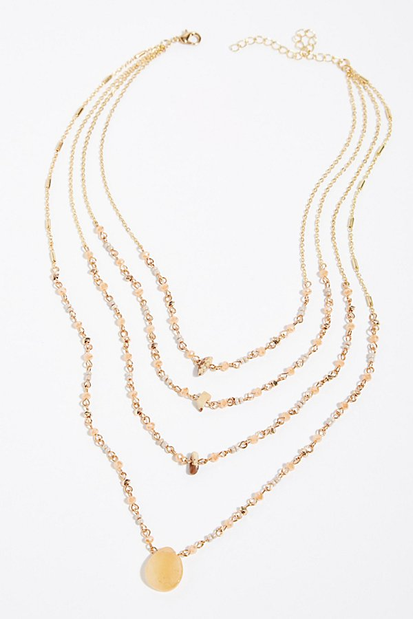 Slide View 1: Minka Tiered Necklace