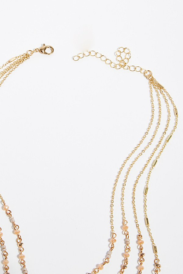 Slide View 3: Minka Tiered Necklace