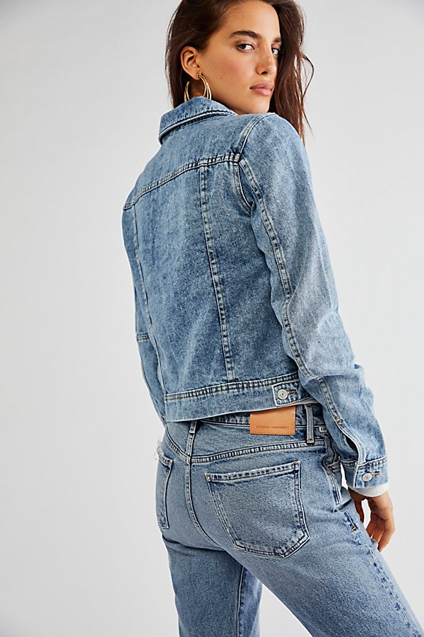 Slide View 3: Rumors Denim Jacket