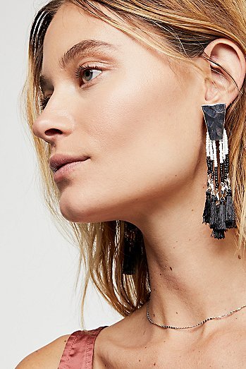 Stillwater Fringe Earrings