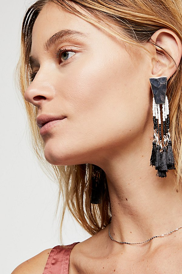 Slide View 1: Stillwater Fringe Earrings