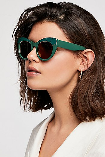 Bella Vista Cat-Eye Sunnies