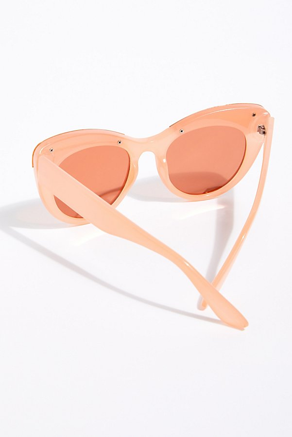 Slide View 4: Bella Vista Cat-Eye Sunglasses