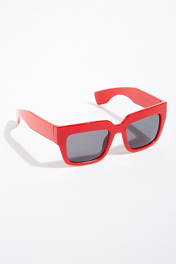 Slide View 2: SoHo Square Sunglasses