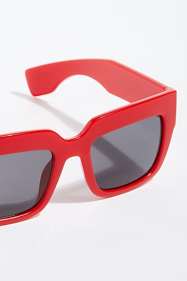 Slide View 3: SoHo Square Sunglasses
