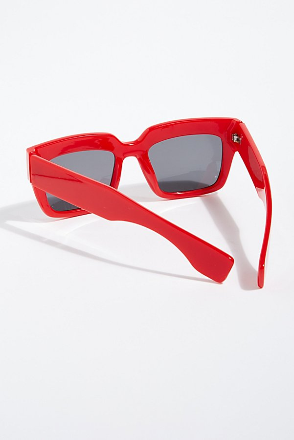 Slide View 4: SoHo Square Sunglasses