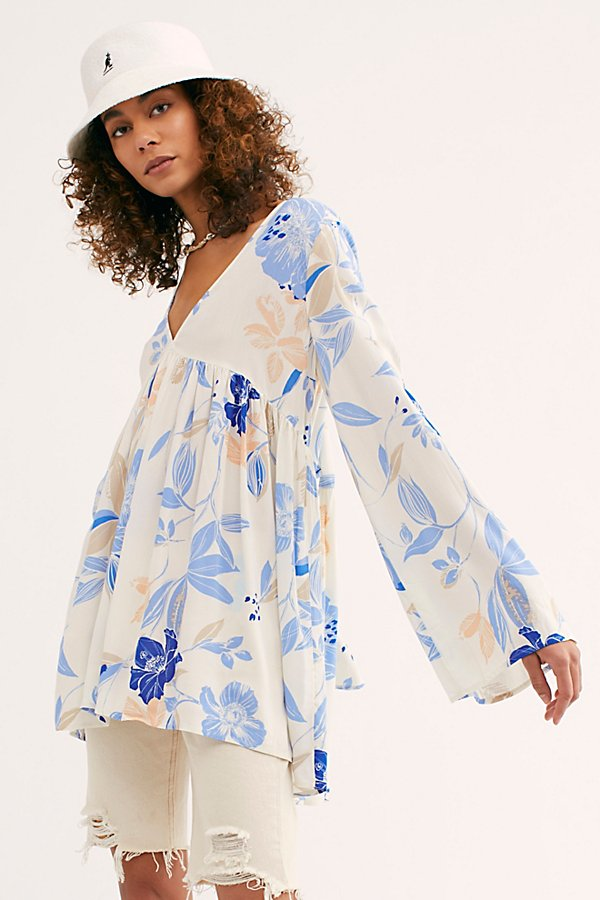 Slide View 1: Bella Printed Tunic