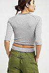 Thumbnail View 2: Wrapped Around You Crop Top